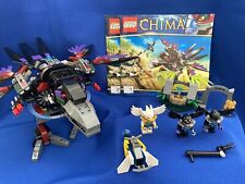 Lego Legends of Chima #70012 Razar's Chi Raider 100% Complete
