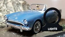 Sunbeam Alpine Tiger Daimler Dart Dash Headlights Lights Switch Tab Modern Type