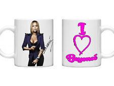Beyonce, Beyonce Autograph, Beyonce Gift, I Love Beyonce, Beyonce 11oz Mug