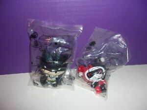 2020 2021 Burger King Harley Quinn & Batman JUSTICE LEAGUE DC COMICS pop FREE SH
