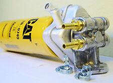 Korolev Diesel Fuel Heater Remote Mount FOR CAT 1R-0749/1R-0750/FF5319/BF7587