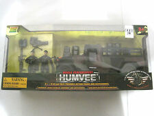 Power Team Elite World Peacekeepers  Humvee with Action Figures (HKYC60-650)