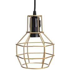 Éclairage et lampes du XXe siècle en métal