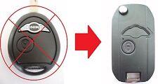2 PULSANTI ALETTA Caso chiave upgrade per BMW MINI ONE COOPER S Telecomando