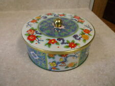 Vintage Tin Designed By Daher Metal Container Made In England