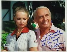 CINDY MORGAN Signed Caddyshack 8x10 Photo + Lacey Quote ~ Beckett BAS COA