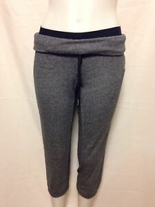 Calvin Klein Performance Fleece Jogger Pants B4R Grey  PF6P9008  NWT