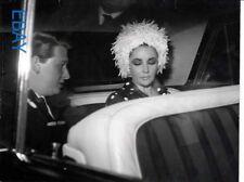Mike Nichols Elizabeth Taylor candid during Cleopatra VINTAGE Photo