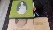 """Maria Callas """"L' Art de Maria Callas"""" coffret 4 disques 33t et 45t"""
