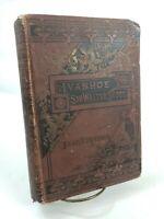 Ivanhoe,sir walter scott,American News company,1 vol, Complete edition, 1880s
