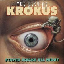 Krokus - Stayed Awake All Night: Best of Krokus [New CD]
