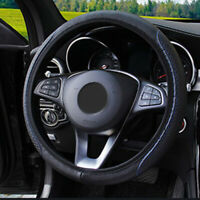 14.5-15 Inch Car Steering Wheel Cover Non Slip Breathable Protective Grip Case