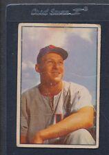 1953 Bowman Color #024 Jackie Jensen Senators Poor *127