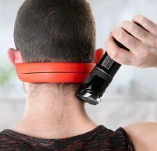 NEKMATE Neckline Shaving Template and Hair Trimming Guide - Non-Slip & Skin Safe