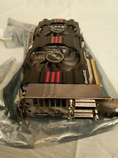 ASUS GeForce GTX 770 Gaming Graphic Video Card 2GB 256-Bit GDDR5 RAM GTX770 PCI