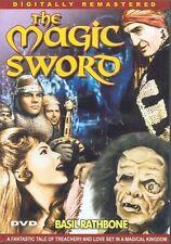 THE MAGIC SWORD (THIN CASE DVD)