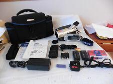 RARE Sony DCR-TRV620E Digital8 Hi8 Video8 8mm Camcorder Video Camera DV IN/OUT