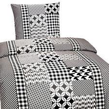 Karierte klassische Bettwäschegarnituren aus Fleece