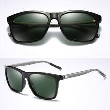 AORON Men Women Polarized Driving Sunglasses Vintage Eyewear Unisex Eye Glasses