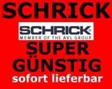 SCHRICK Nockenwelle 284°/280° - BMW M30 mit Motronik 3,0l-3,5l 12V - NEU