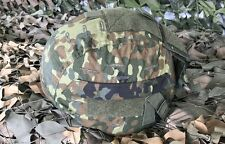 MSA TC2000 ACH MICH BW Kevlarhelm Helm Helmet m Bundeswehr Flecktarn cover Large