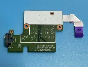 Lenovo ThinkPad P40 Yoga SD Card Reader W/Cable  PN SC60K38424 448.05116.0011