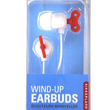 Auriculares-Wind Up / Clockwork