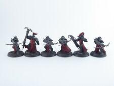 6 x Vanguard Raptors der Stormcast Eternals / Age of Sigmar - bemalt - 1