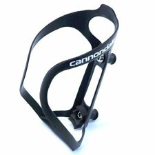 Cannondale GT40 Carbon Water Bottle Cage Carbon w/ White - Only 28 Grams!