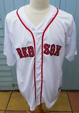 Boston Red Sox MLB Baseball #28 Jersey White Size 56 New with Tags