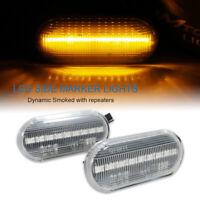 FOR VW T5 Transporter LED Indicators Side Marker Turn signal Light Repeater UK