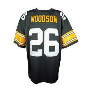 Rod Woodson Pittsburgh Steelers Mitchell & Ness Replica Jersey