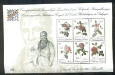 BELGIUM #1346, Mint Never Hinged, Souvenir sheet, Scott $25.00