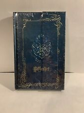 Harry Potter Blue Diary Planner Journal Book Agenda Notebook W Magnet Closure