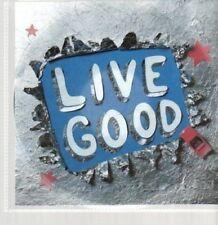 (AU184) Naive New Beaters, Live Good - DJ CD