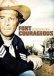 Fort Courageous (DVD, 1965, B&W WS & FS) Fred Beir, Donald Barry, Hanna Landy LN