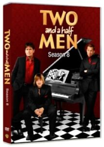 Two and a Half Men Season 8 Series Eight Eighth (Charlie Sheen) & Region 4 DVD