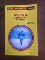 Giallo Mondadori classici -1346 Mignon G. Eberhat la trappola