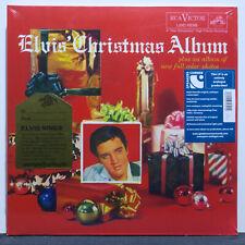 ELVIS PRESLEY 'Elvis' Christmas Album' Audiophile 180g Vinyl LP Speakers Corner