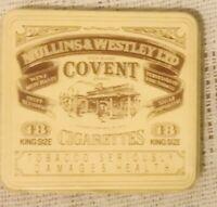 VIntage Mullins & Westley Covent LTD Cigarette Tin King Size England Tobacco