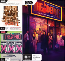 The Deuce COMPLETE Season 1 2 & 3 : NEW DVD