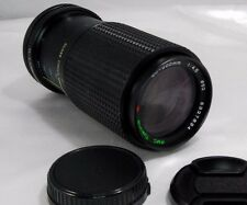 Canon fit 80-200mm F4.5 Tokina RMC ll Lens FD manual focus