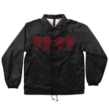 Independent Trucks Four Of A Kind Coach Windbreaker Jacket Black Xxl