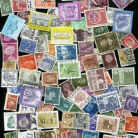Awesome Worldwide Stamps Collection-cards-DIFFERENT Collection SHEET!! 100Pcs