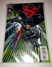 DC Superman / Batman No.1 Comic Book 2003