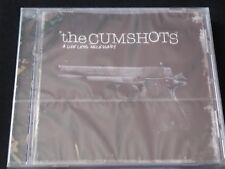 The Cumshots - A Life Less Necessary (SEALED NEW CD) GRIMFIST