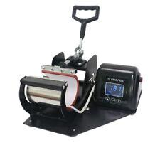 Mug Heat Press Machine LED Display Heat Transfer Printing Machine,FREE DELIVERY!