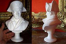 Napoléon Petit buste très fin hauteur 28 cm 2063
