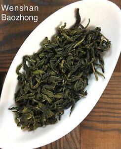 Spring 2020 Wenshan Baozhong (Pou Chong) Oolong Tea Loose Leaf