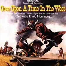Ennio Morricone Once upon a time in the West (soundtrack, 1969) [CD]